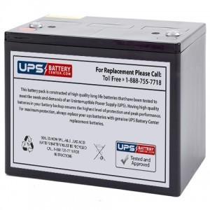 AGM Battery Sample