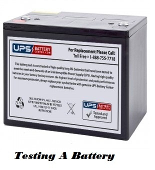 How To Test A Battery - News about Energy Storage, Batteries
