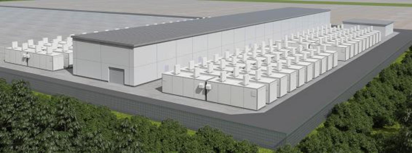 World's Biggest Batteries: Sendai Substation Lithium Ion ...