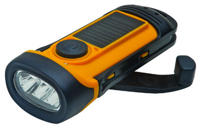 How Do Solar Powered Flashlights Work Ups Battery Center