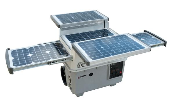 What are portable solar power generators? - UPS Battery Center