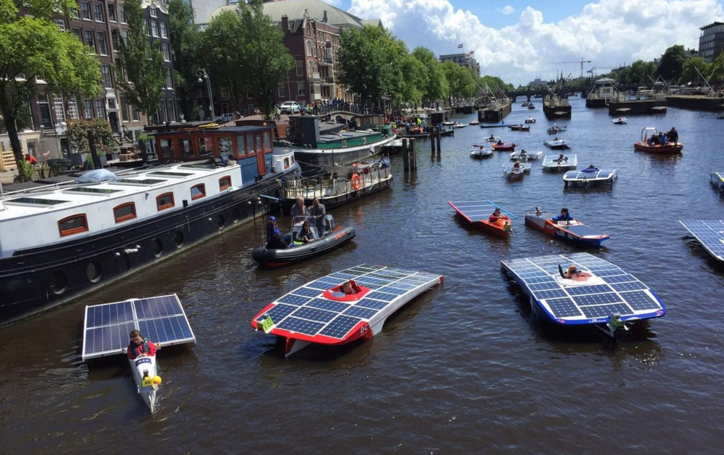 The Dutch Solar Challenge: World Solar Boat Championship