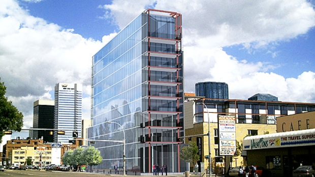 The Edge: The Building With The Largest Vertical Solar Wall