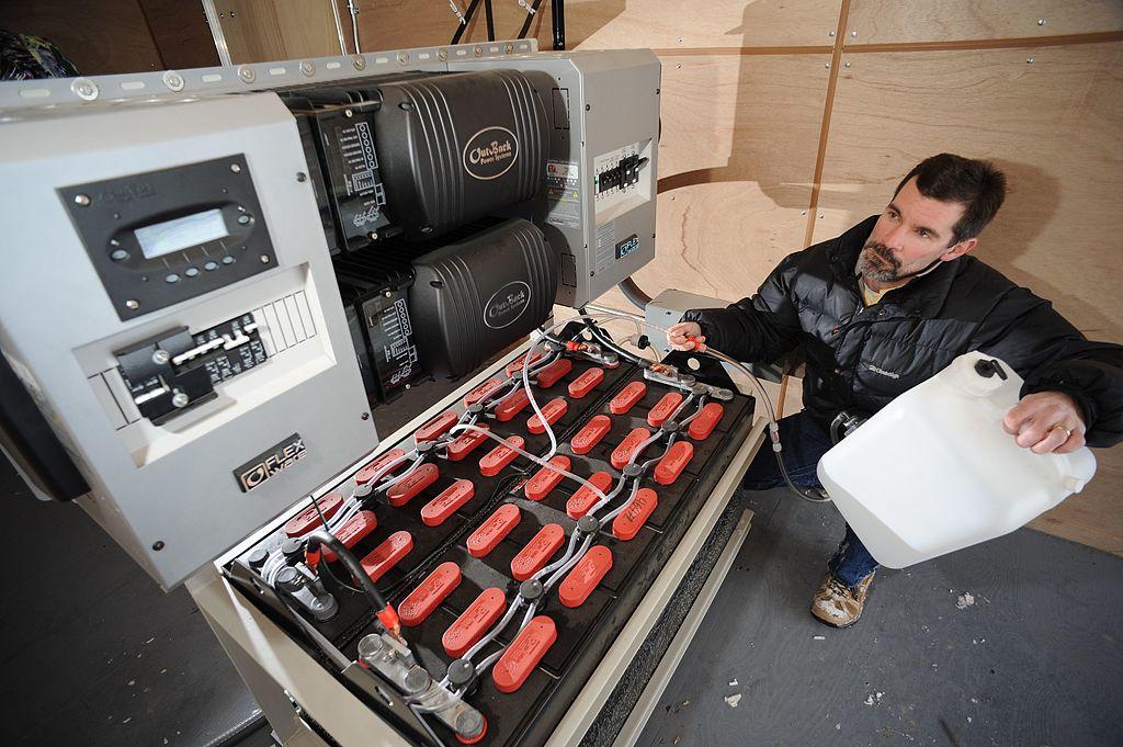 solar battery decisions