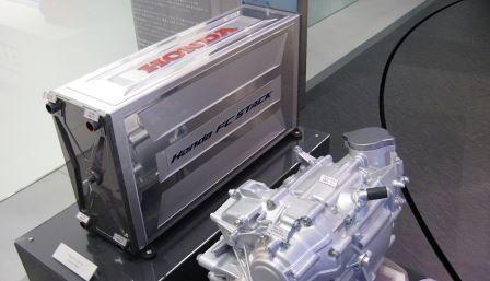 Could Fuel Cells Match Lithium Some Day