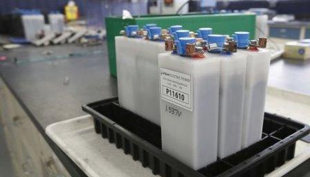 Lead-Free Zinc Anode Battery Update