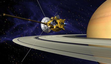 The Radioisotope Batteries on Cassini Orbiter