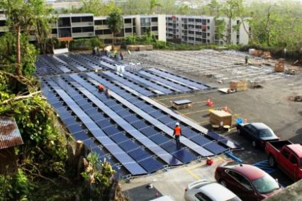 Batteries Are Returning Power to Puerto Rico - News about