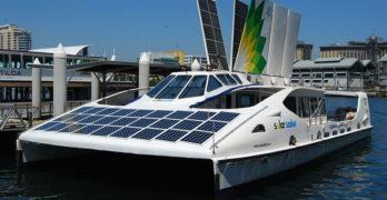 Solar Splash 2018 Competition