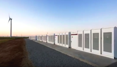 Teslas 100 Meg Battery Is Not Just for Storage