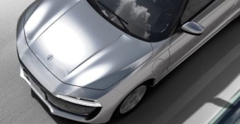 The New Leap Motor Electric Car from China