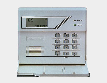 How To Change The Battery In Ademco Vista 15cn Home Alarm
