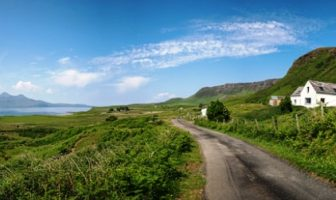 greenest island in the world