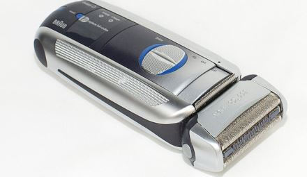 electric shaver battery