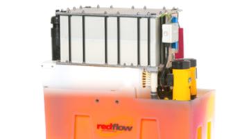 redox flow batteries
