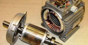 Build an Electric Motor From Next to Nothing