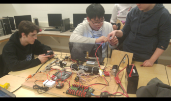 Hayden Robotics Team Update 2018