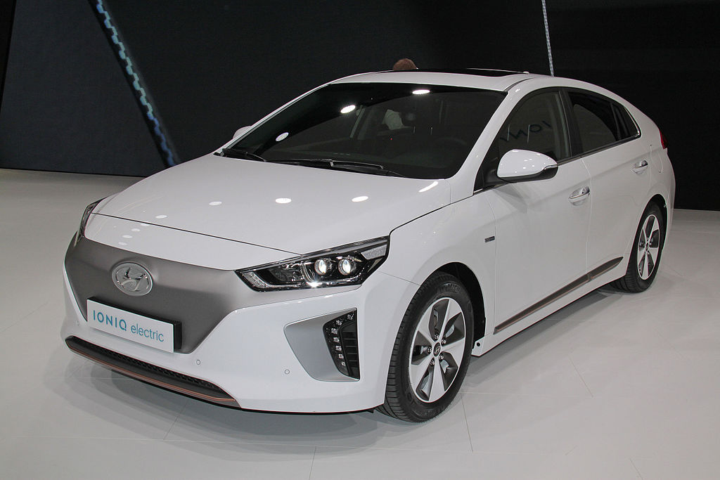 Hyundai Ioniq Electric S Low On Batteries