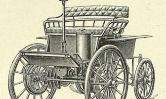 americas first real electric automobile
