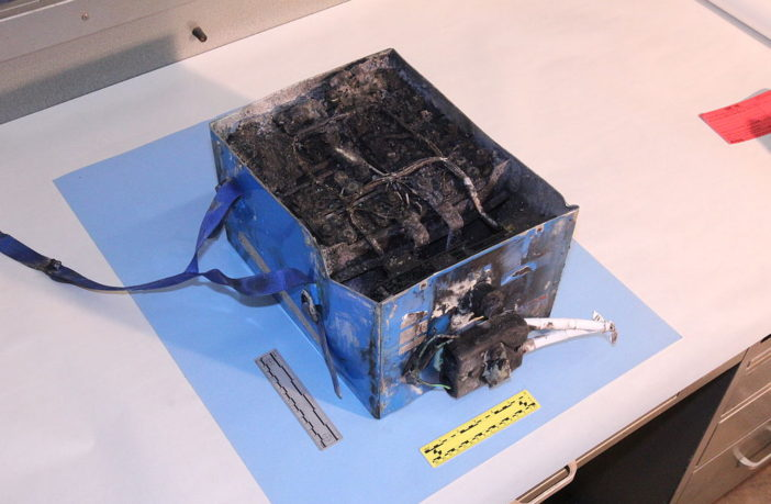 suppressing lithium battery fires