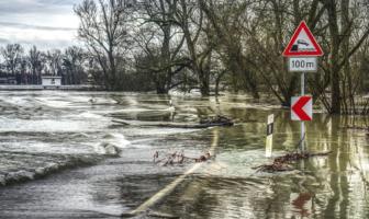 risk of floods