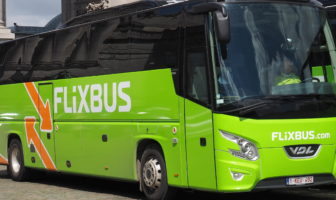 flixbus tests electric buses
