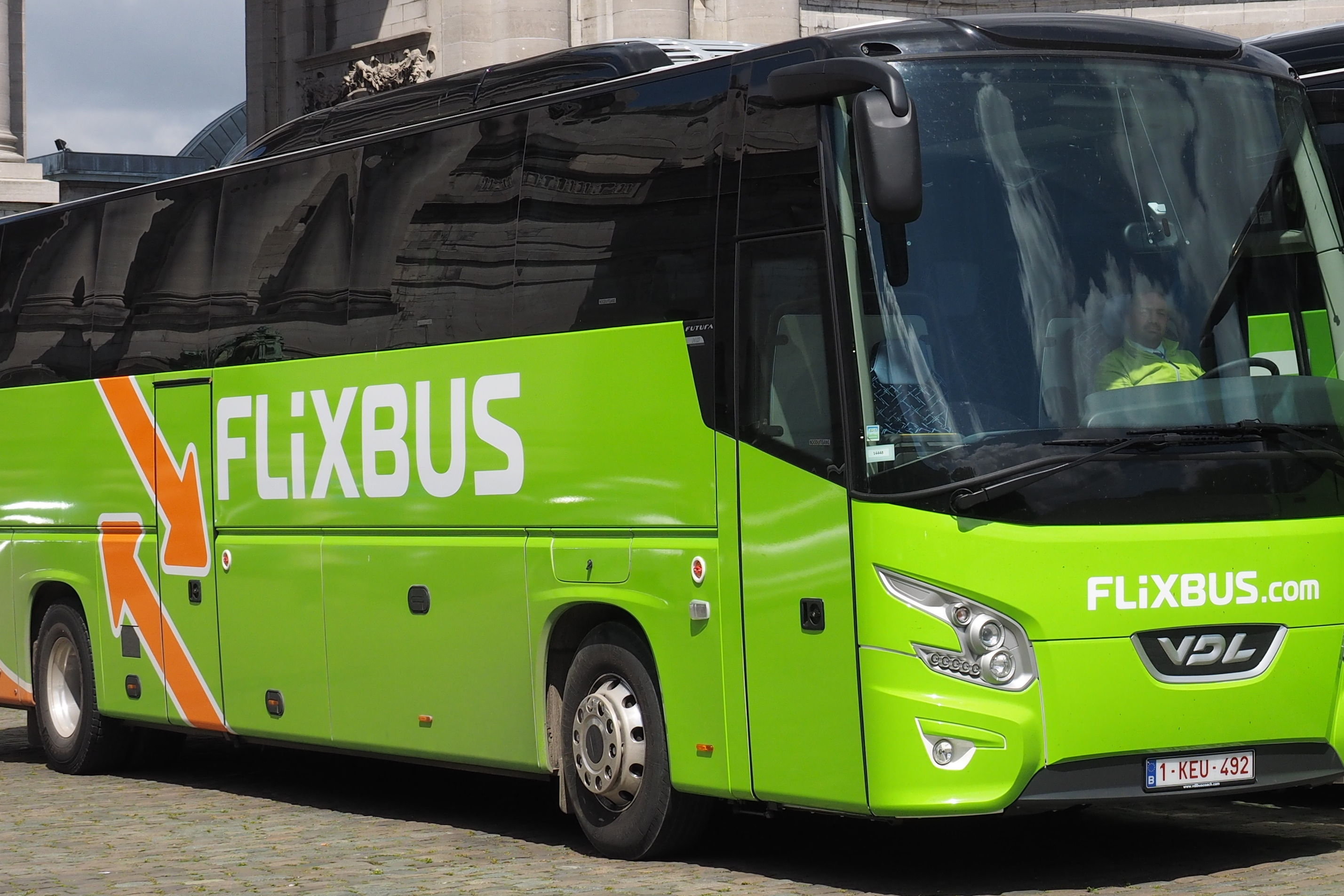 FlixBus Tests Electric Buses in Europe News about Energy