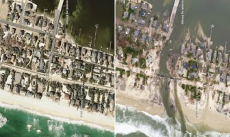 six simultaneous catastrophic climate