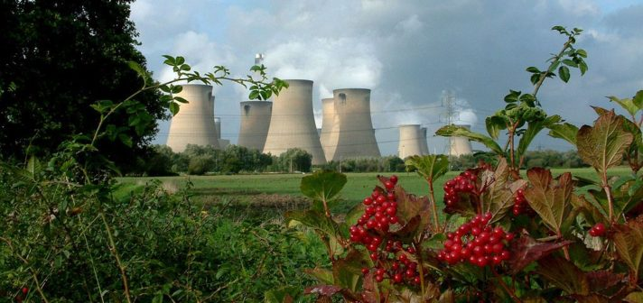 Drax Power Station to Capture Carbon