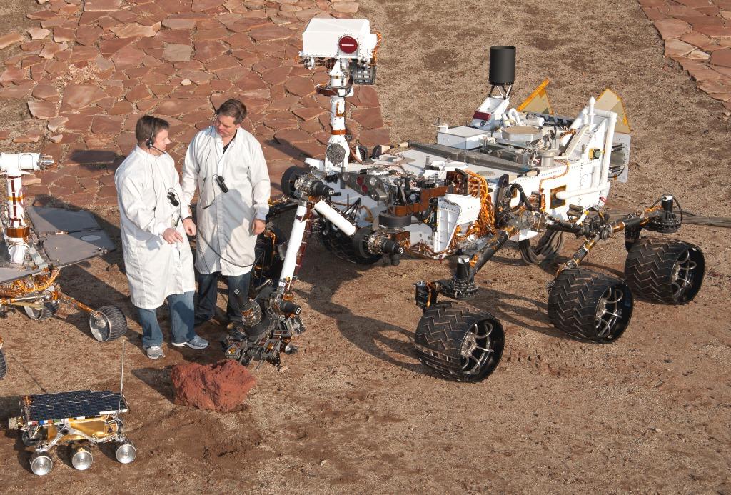 battery on mars rover - photo #15