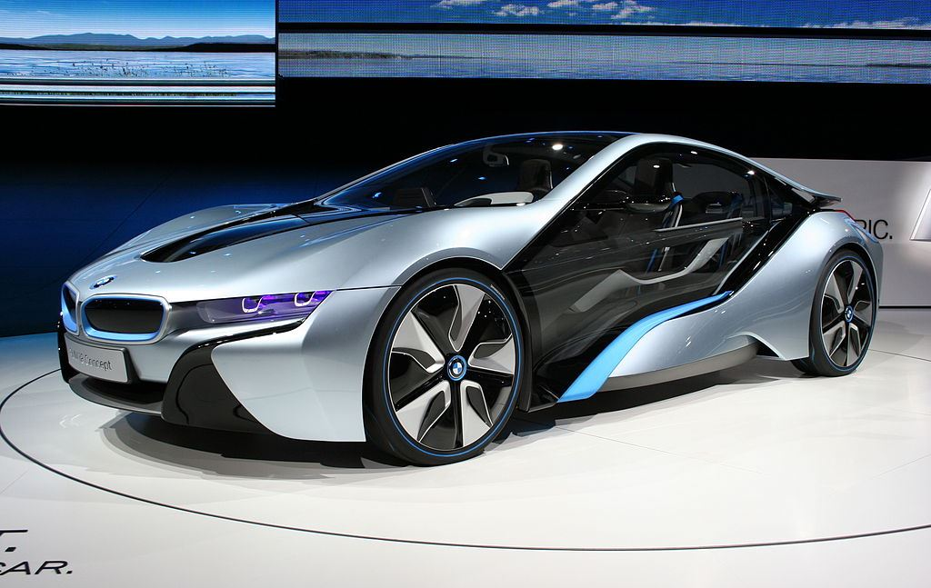 electric car driving range new bmw plans